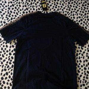 Shirts - FENDI 2020 NEW SEASON CASUAL T-SHIRT